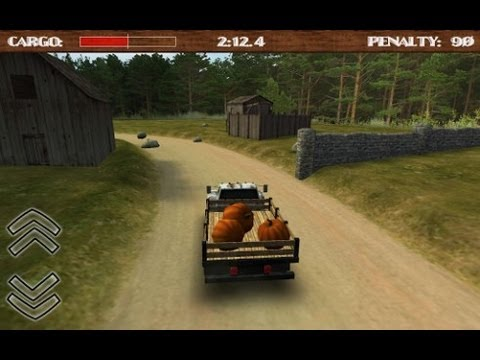Dirt Road Trucker 3D Android gameplay