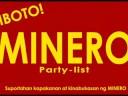 Minero sa partylist