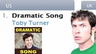 Repeat youtube video DRAMATIC SONG #1 ON ITUNES!