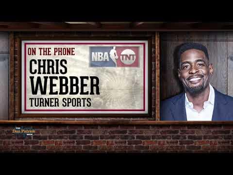 Turner Sports' Chris Webber Talks LeBron, Harden, Lonzo & More w/Dan Patrick | Full Interview