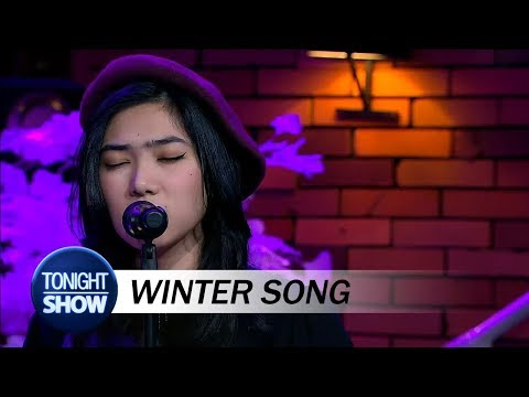 Isyana Sarasvati - Winter Song  (Special Performance)