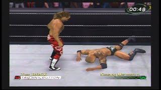 The Rock vs Shawn Michaels - WWE Raw 2 (Xbox)