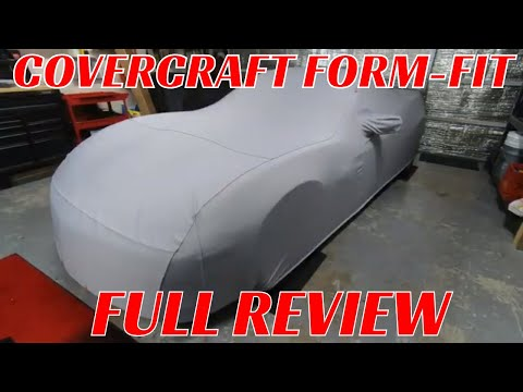 Covercraft Form-Fit Car Cover Review - The BEST Indoor Car Cover?