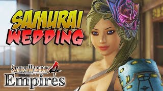 WHO MARRIED MAGIC MILF? Samurai Warriors 4 Empires (#26)