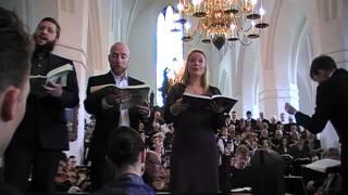 Haydn Skabelsen, nr 27 Terzett + nr 28 chor