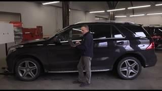 видео Лобовое стекло - замена и ремонт