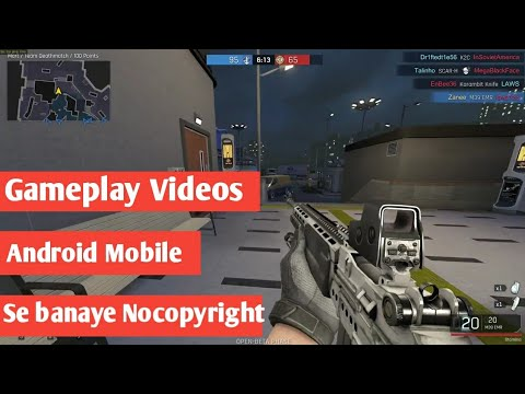 how to make gameplay videos for youtube in hindi