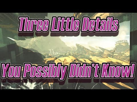 Three Little Facts That You Possibly Didn't Know About Borderlands 2!