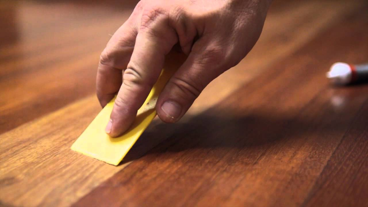 Fixing Dents, Scratches, and Gouges on Hardwood Floors  Urban
