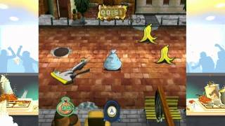 Fast Food Panic Trailer Wii
