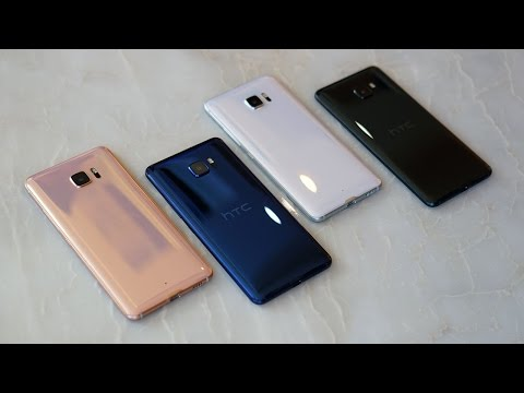Meet the new HTC U Ultra and U Play!