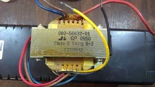 Подключение трансформатора Viking с бесперебойника (UPS) или блок питания на 12 В