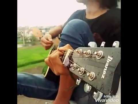 Garasi- hilang accoustic (Official Video Music) cover