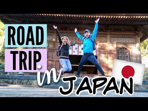 Road Trip To Japan's Healing Nature In Chiba // Ep. 30