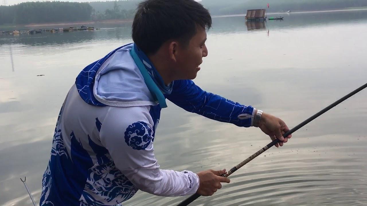 How to Make Bamboo Fishing Rods - DIY Fishing - Cách Làm ...