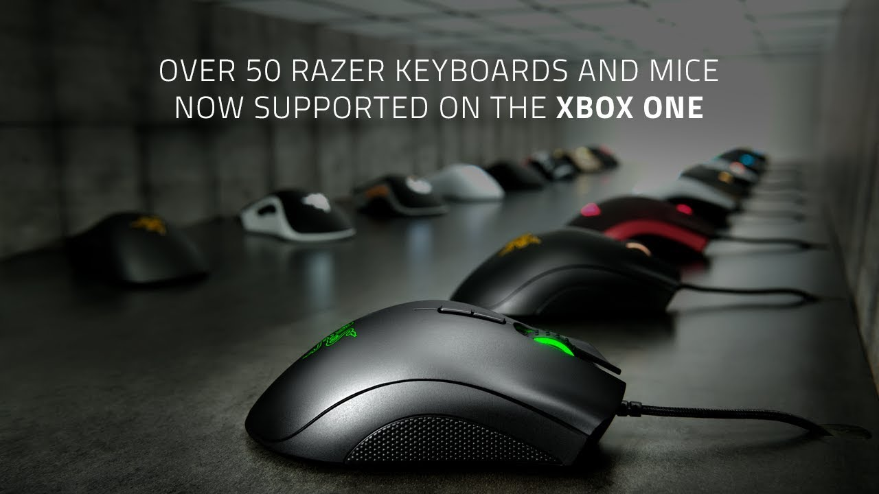 b73980fde4e The First Wireless Keyboard and Mouse Designed for the Xbox One | Razer  United States
