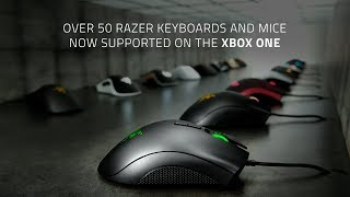 Razer Hardware Support for Xbox One