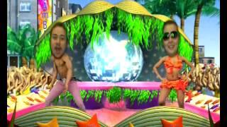 Бразильский карнавал с Sugar Dance(Карнавал в Бразилии с системой видео-развлечений Sugar Dance., 2012-08-16T21:26:18.000Z)