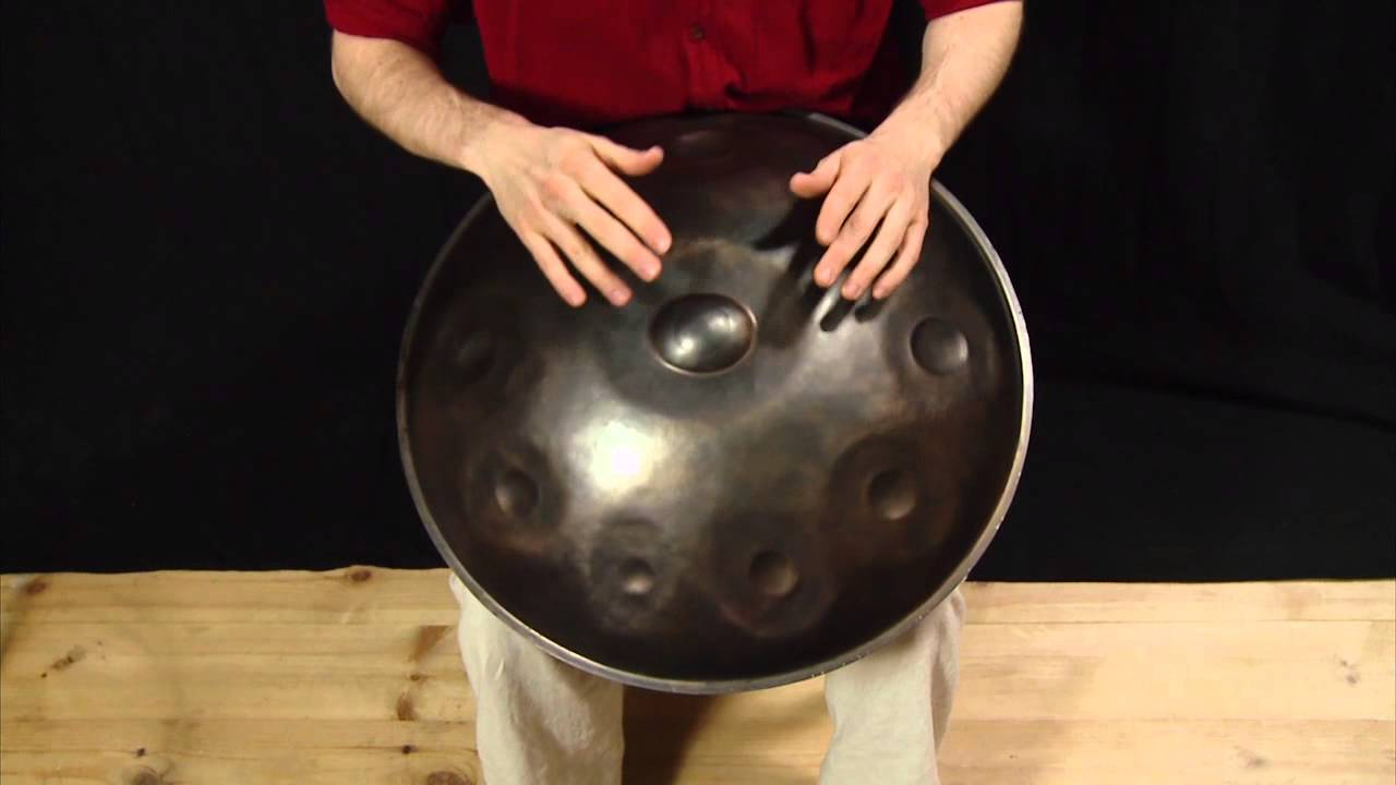 Intermediate and Advanced Hang/Handpan Tutorial - Handpans and Sound Sculptures 2 + 3 Trailer