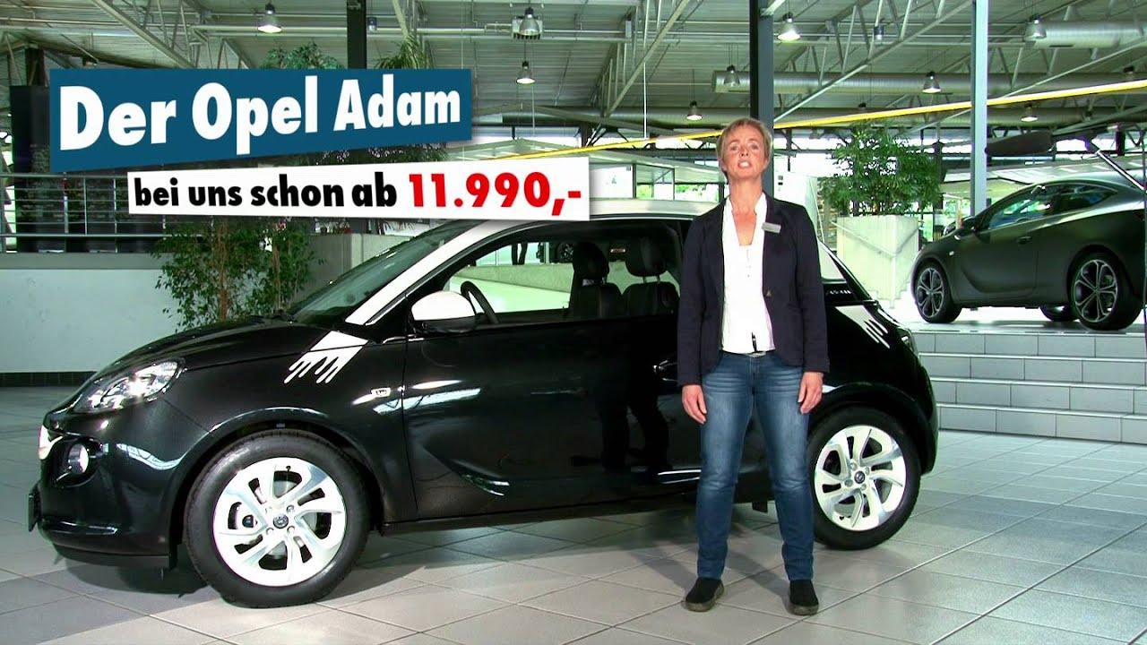 Werbespot Thüllen Opel Adam