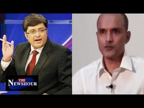 Pakistan's Fake Indian Spy : The Newshour Debate (29th Mar 2016)