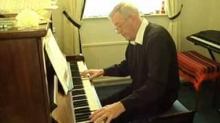 Blue Star The Medic Theme Piano Solo