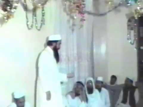 PIR AFTAB AHMED QASMI WALI E MOHRA SHARIF (part 2) dubai