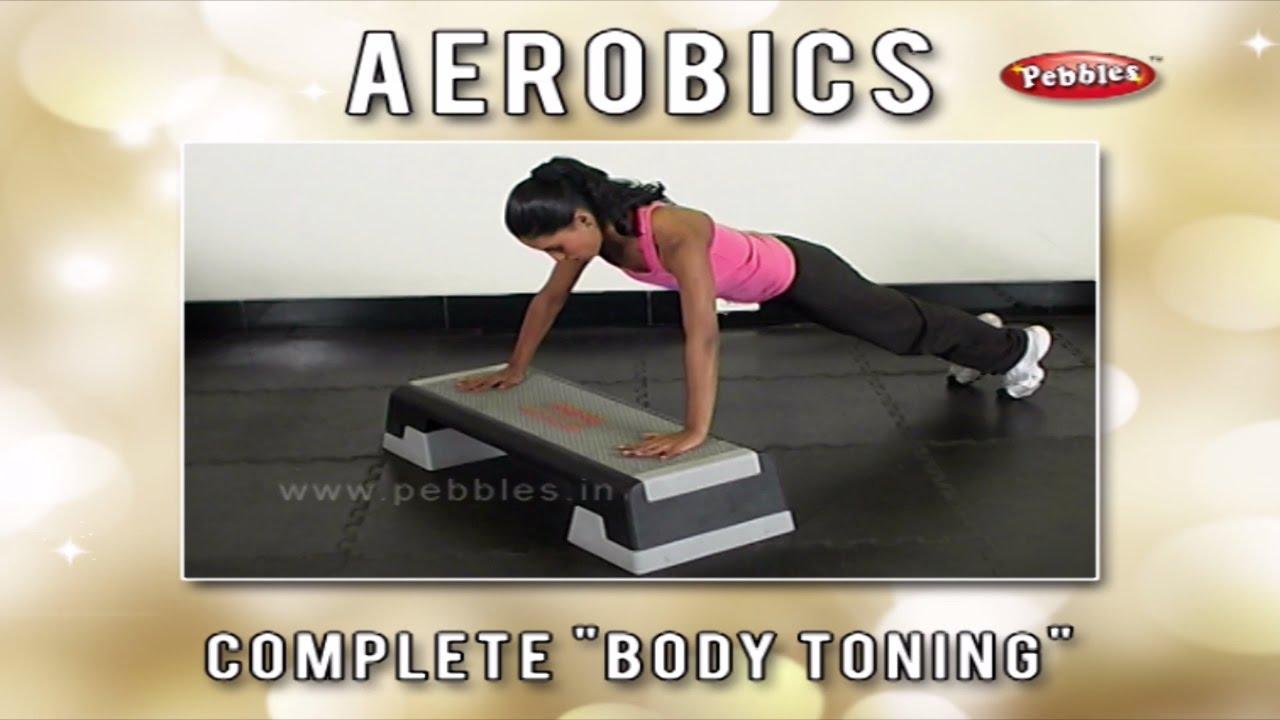 body toning for women aerobics for women at home aerobics