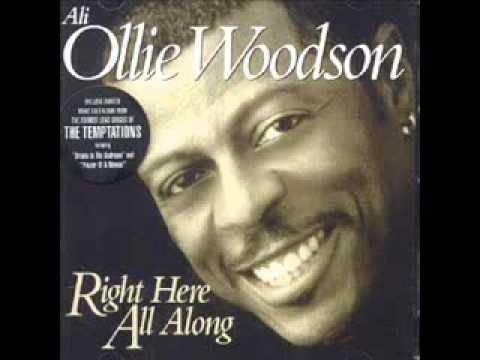 Ali Ollie Woodson  Love Is Slipping Away