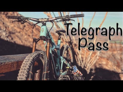 TELEGRAPH PASS - JUST FOR FUN!