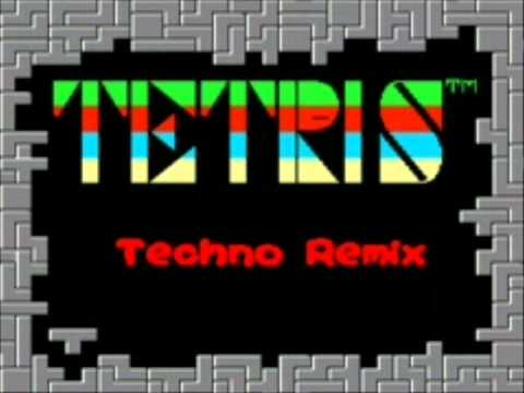 Tetris Techno-remix