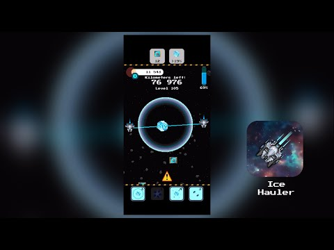 Ice Hauler [Android + iOS] Release Trailer