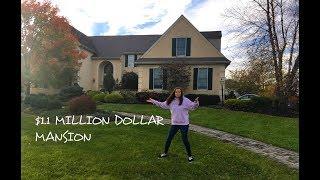 MY 1 MILLION DOLLAR MANSION | House Tour