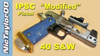 IPSC Modified Competition Pistol (IPSC W...