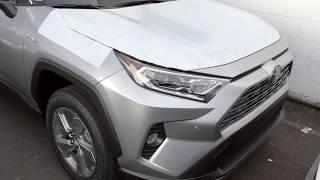 2019 Toyota Rav4 Hybrid Walk Around Video 1