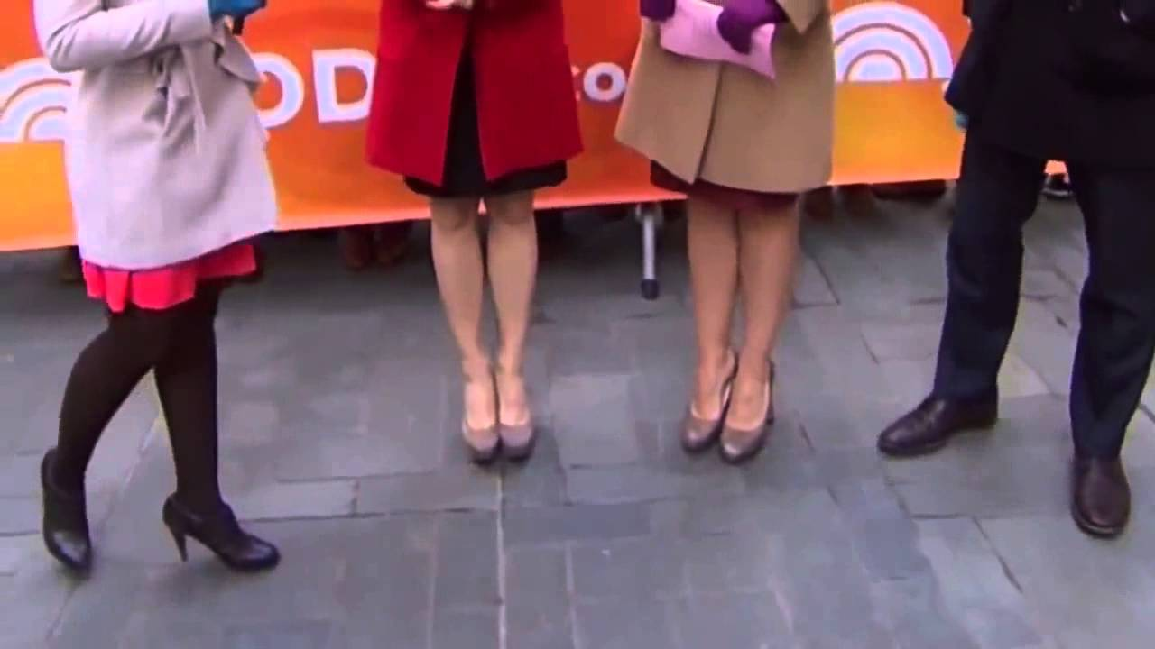 jenna wolfe in pantyhose