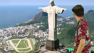 See You in Rio! -- A Day in the Life of a 2013 World Congress Delegate