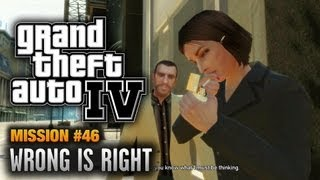 GTA 4 - Mission #46 - Wrong is Right (1080p)