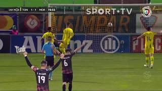 Goal   Golo Nenê: Tondela 1-(1) Moreirense (Liga 19/20 #17)