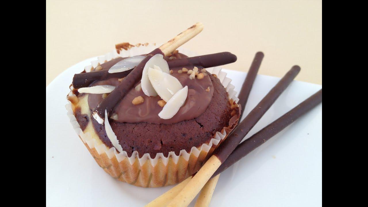 marmor muffins backen muffin rezept von einfachkochen. Black Bedroom Furniture Sets. Home Design Ideas