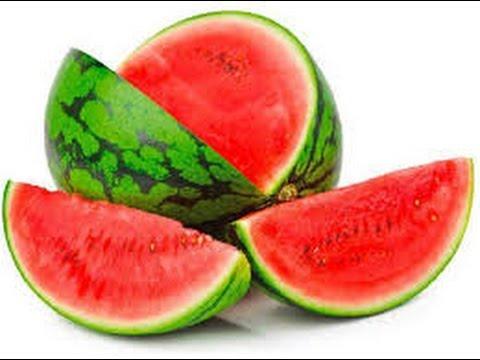فوائد البطيخ الصحية للتخلص من الحصى
