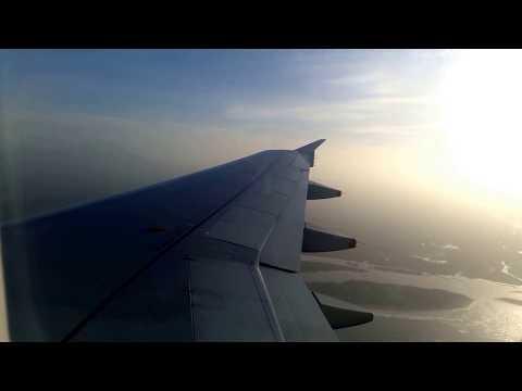 Avianca El Salvador landing AV370 - SAL from MDE