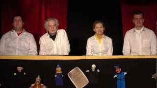 """Karl Kraus: """"Die letzten Tage der Menschheit"""" • Trailer 2 • WORT_ensemble 2012"""