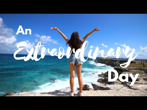 IT'S AN EXTRAORDINARY DAY!    Cecile Bizet CHANNEL TRAILER   World Travel Vlog