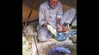 Tandoori rooti Pakistan (Тандури рути - хлеб - Пакистан)