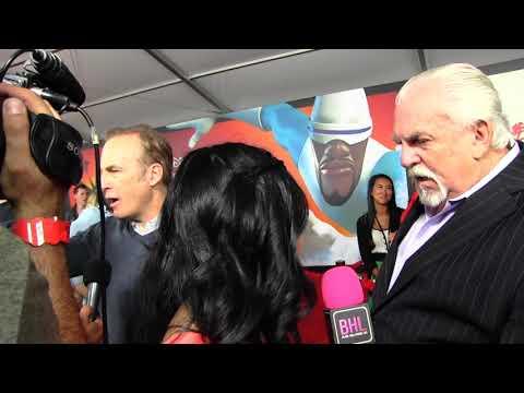 INCREDIBLES 2 World Premiere   John Ratzenberger