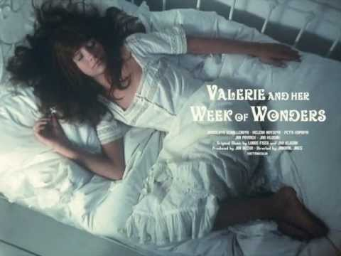 Valerie and her Week of Wonders - Valerie a týden divu. Soundtrack