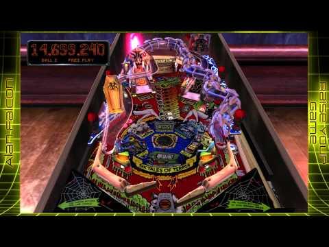 Scared Stiff  The Pinball Arcade TPA  PC  Elvira  Gameplay