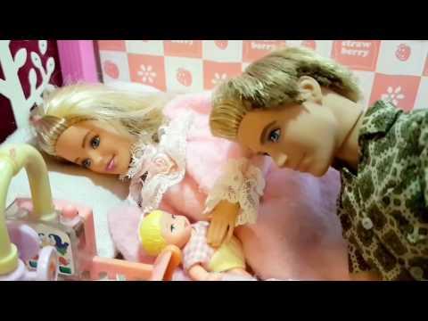 ละครบาร์บี้ || บาร์บี้ท้องแล้ว !! || Barbie Pregnant (Barbie Love Story) ❤ Yada Ch ❤