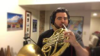 Queen - We Are The Champions (French Horn Cover)